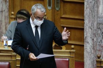 M. Βορίδης : «Απαραίτητη η πιστή τήρηση των μέτρων προστασίας για την ομαλή λειτουργία της βιομηχανίας τροφίμων»