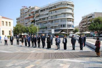 Εκδηλώσεις Μνήμης για τη Γενοκτονία των Ελλήνων της Μικράς Ασίας
