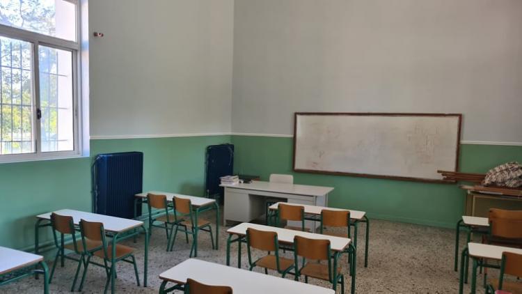 Τα σχολεία πρέπει να λειτουργούν σε συνθήκες ασφαλείας για μαθητές και εκπαιδευτικούς