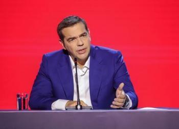 Αλέξης Τσίπρας : «Στόχος η 100% πράσινη ενέργεια. Δεν μπορούμε να λέμε καλές οι ΑΠΕ, αλλά να πάνε αλλού»