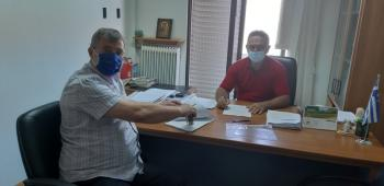 AN.HMA. A.E. : Ολοκληρώνεται η διαδικασία υπογραφής των συμβάσεων με τους δικαιούχους του LEADER