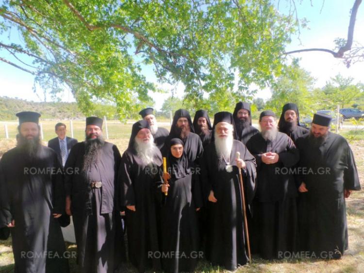 Aναβιώνει το Μοναστήρι της Παναγίας και του Προφήτη Ηλία στον Αλιάκμονα