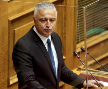 Την ανάγκη νέας παράτασης για την τακτοποίηση αυθαίρετων κατασκευών ζητά ο Λάζαρος Τσαβδαρίδης