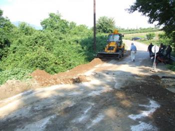 Tέσσερις δρόμοι της Κεντρικής Μακεδονίας κοιτάζουν προς το Ταμείο Ανάκαμψης