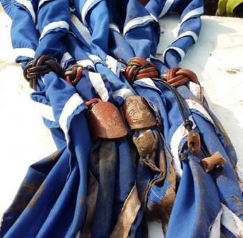 Ένωση Παλαιών Προσκόπων Βέροιας : Λασπωμένα μαντήλια