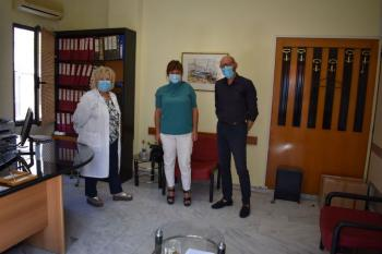 Φρόσω Καρασαρλίδου : «Να ενισχυθεί άμεσα η Πρωτοβάθμια Φροντίδα Υγείας»