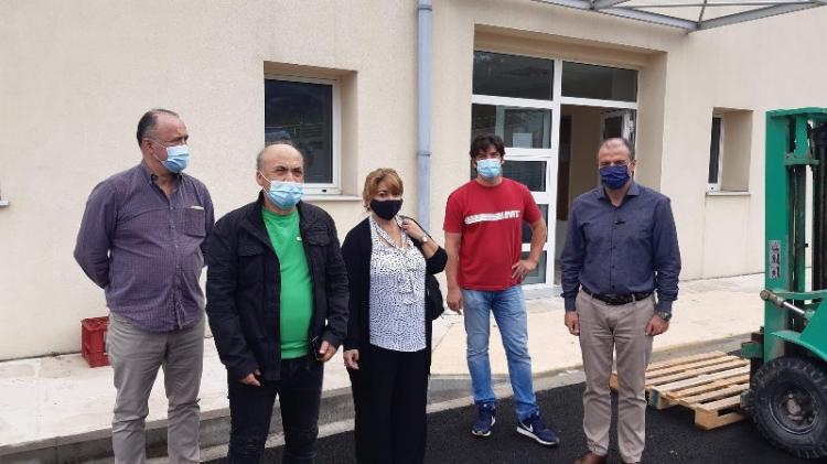 Έτοιμο το νέο Τμήμα Επειγόντων Περιστατικών του Νοσοκομείου Βέροιας!