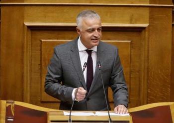 Τη δυνατότητα εκ νέου επιλογής ύψους ασφαλιστικής εισφοράς για το υπόλοιπο του 2020 για τους μη μισθωτούς ζητά ο Λ. Τσαβδαρίδης