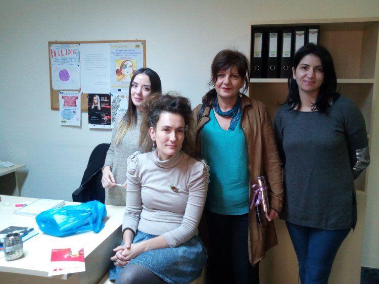 Επισκέψεις της βουλευτή Φρόσως Καρασαρλίδου σε κοινωνικές δομές του Δήμου Βέροιας