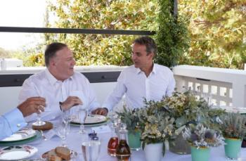 Έρωτας, αλλά για τις ψήφους της ελληνοαμερικανικής κοινότητας!
