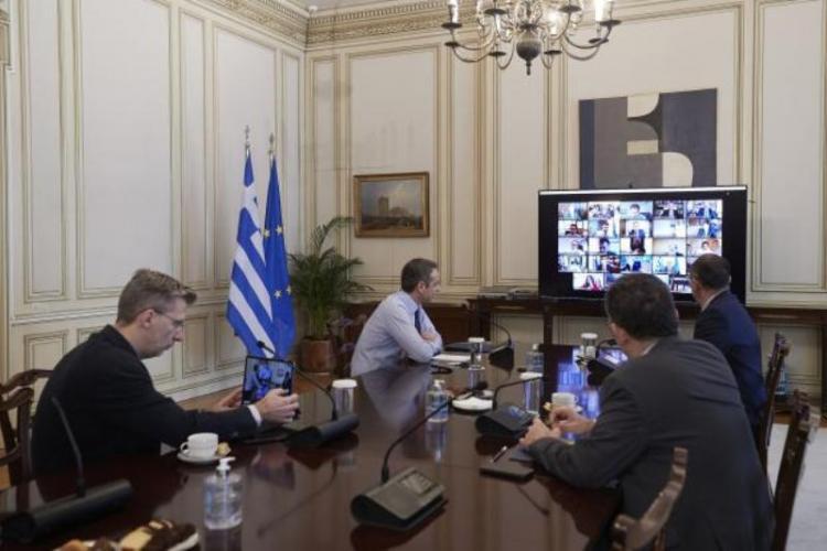 Μήνυμα Μητσοτάκη στους υπουργούς: Η ευθύνη είναι συλλογική
