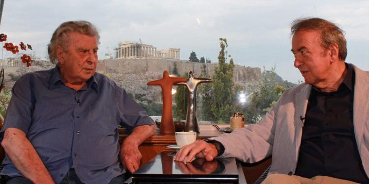 H Μακεδονία τιμά στη Βέροια το Μίκη Θεοδωράκη με το έργο του Μάκη Βαρλάμη