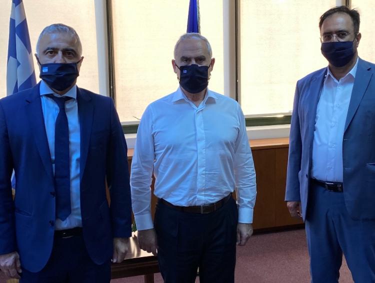 Λύση στην αμφισβήτηση των ιδιοκτησιών των κατοίκων της Φυτειάς και των Ριζωμάτων από το Ελληνικό Δημόσιο ζητά ο Λ.Τσαβδαρίδης από τους αρμόδιους Υπουργούς