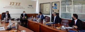 Συνάντηση της ΕΣΕΕ με τον Τομέα Ανάπτυξης και Επενδύσεων του ΣΥΡΙΖΑ
