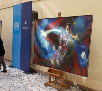 Έργα του Βαρλάμη θα συνδέσουν την Tέχνη με την Αγορά της Βέροιας!
