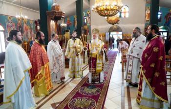Εορτάστηκε η μνήμη του Αγίου Κυπριανού στη Μέσση Ημαθίας