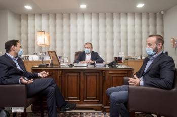 Σύμφωνο συνεργασίας της Περιφερειακής Ένωσης Δήμων Κεντρικής Μακεδονίας και του «Δικτύου Κοινωνικής Αλληλεγγύης»
