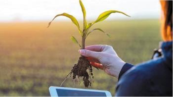 Εφαρμογή για την ποιότητα του εδάφους διαθέσιμη στους αγρότες