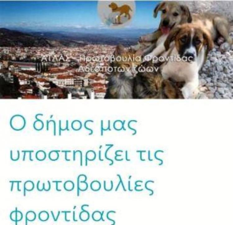 Μήνυμα Δημάρχου Νάουσας Νικόλα Καρανικόλα για την Παγκόσμια Ημέρα Ζώων