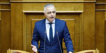 Δήλωση αν. Γεν. Γραμματέα ΚΟ της ΝΔ και βουλευτή Ημαθίας κ. Λάζαρου Τσαβδαρίδη για τη δίκη της «Χρυσής Αυγής»