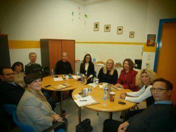 Άξονες συζήτησης το Εθελοντικό Εκπαιδευτικό Δίκτυο Υποστήριξης Μαθητών και το Πρόγραμμα Mentoring