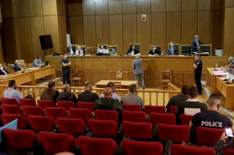 Δίκη Χρυσής Αυγής: Το δικαστήριο διέκοψε τη συνεδρίαση - Σήμερα η απόφαση για τα ελαφρυντικά