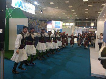 Το Λύκειο των Ελληνίδων Βέροιας στη διεθνή έκθεση τουρισμού