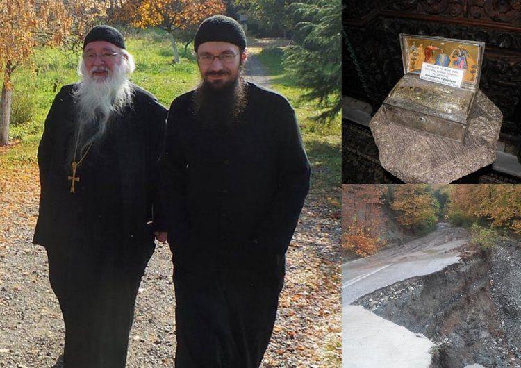 Αξίζει να βοηθήσουμε όλοι το ιστορικό μοναστήρι του Τιμίου Προδρόμου Σκήτης Βεροίας!