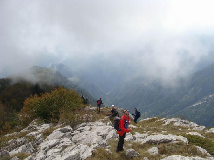ΒΟΡΑΣ, Κορυφή