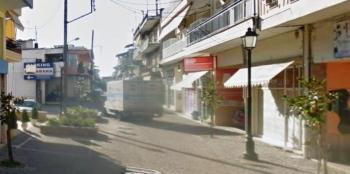 Προσωρινά κλειστό τμήμα της οδού Φιλίππου στην Αλεξάνδρεια, λόγω προβλημάτων με το οδόστρωμα