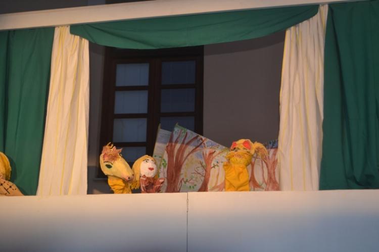 Νέο Εργαστήρι στο ΔΗ.ΠΕ.ΘΕ. Βέροιας : Κατασκευή Κούκλας και Κουκλοθέατρου (για παιδιά 5 ως 12 ετών)