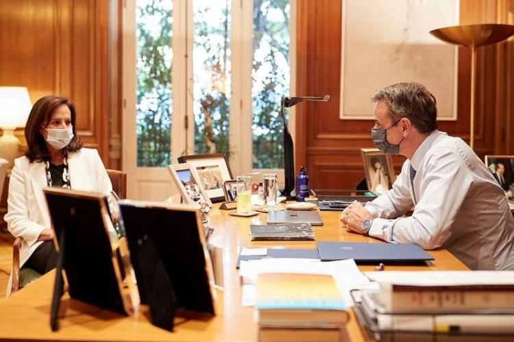 Η Ελλάδα θα διεκδικήσει την ηγεσία του ΟΟΣΑ για πρώτη φορά - Την Άννα Διαμαντοπούλου προτείνει η κυβέρνηση