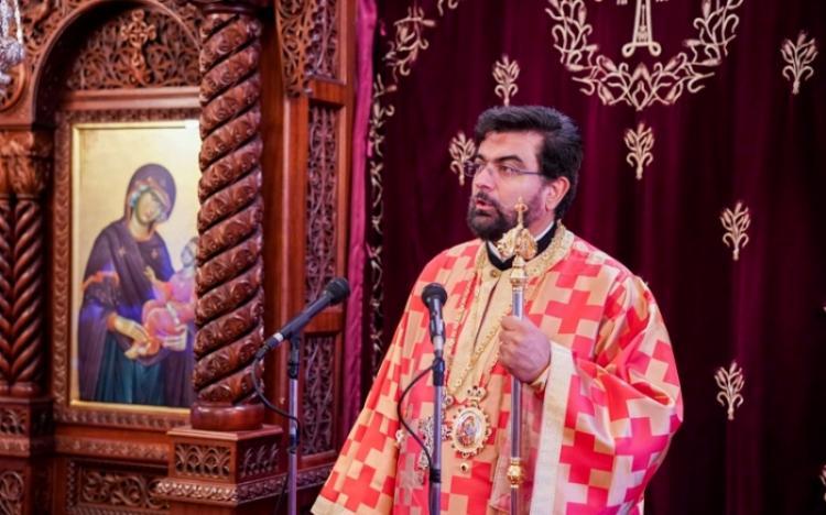 Εκπλήρωσε το προσωπικό του τάμα ο Σεβ. Μητροπολίτης Μποτσουάνας κ. Γεννάδιος. Λειτούργησε στον Ιερό Ναό του Αγίου Λουκά του Ιατρού στη Βέροια