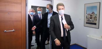 Κορονοϊός: Σε καραντίνα ο Μιχάλης Χρυσοχοΐδης - Θετικό μέλος της οικογένειάς του