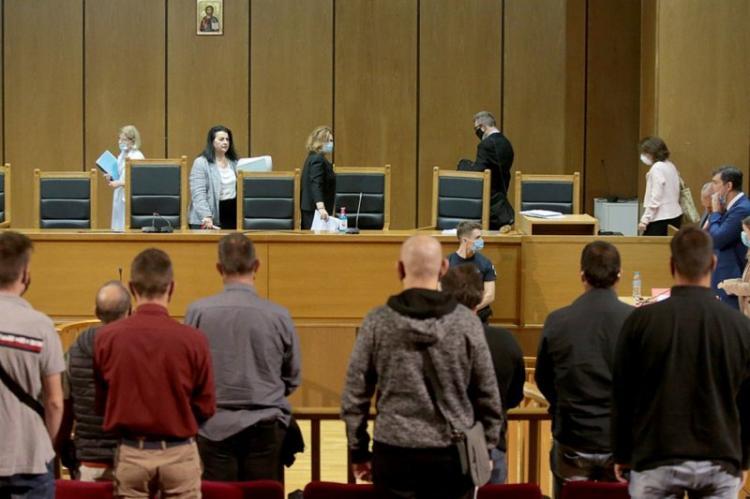 Οι τελικές ποινές των κατηγορουμένων της Χρυσής Αυγής - 13 χρόνια και 6 μήνες στον Μιχαλολιάκο
