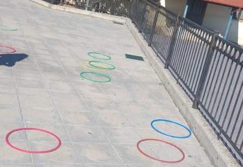 Εργασίες συντήρησης σε υποδομές σχολικών μονάδων του Δήμου Νάουσας