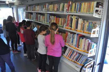 Έναρξη λειτουργίας για το 2020 της Κινητής Βιβλιοθήκης της Δημόσιας Κεντρικής Βιβλιοθήκης Βέροιας