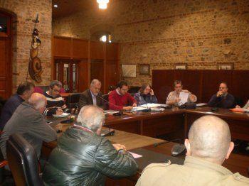 Με επτά θέματα συνεδρίασε την Παρασκευή η Επιτροπή Ποιότητας Ζωής Βέροιας