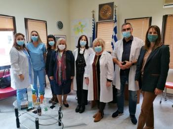 Πλήθος γυναικών ανταποκρίθηκαν στην πρόσκληση του Κέντρου Κοινότητας Βέροιας για ΔΩΡΕΑΝ test Pap