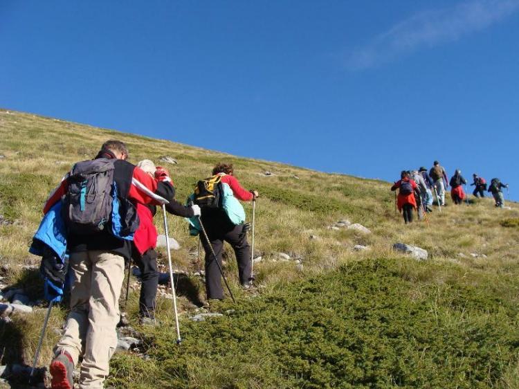 ΟΛΥΜΠΟΣ, Koρυφή Καλόγερος 2701μ., Σάββατο 17 Οκτωβρίου 2020, με τους ορειβάτες Βέροιας