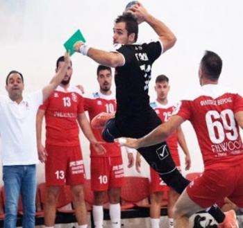 """ΟΦίλιππος υποτάχθηκε στον ΠΑΟΚ (29-32), στο ματς που """"έρριξε"""" την αυλαία  της 6ης αγωνιστικής του πρωταθλήματος της Χάντμπολ Πρεμιέρ"""