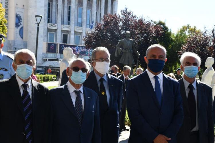 Θ. Καράογλου: «Ο Μακεδονικός αγώνας διδάσκει και παραδειγματίζει»