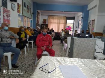 Επιτυχής η συνάντηση των πολιτιστικών συλλόγων Δήμου Βέροιας