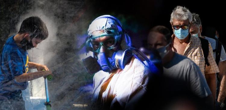 Κορονοϊός: Δραματική αύξηση κρουσμάτων στη χώρα μας σε 24 ώρες - 667 νέα κρούσματα και οκτώ θάνατοι - 1 στην Π.Ε. Ημαθίας