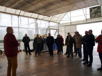 Επίσκεψη του Π.Σ. Αγ.Γεωργίου Ημαθίας σε σύγχρονες εγκαταστάσεις θερμοκηπίων στο Βόλο