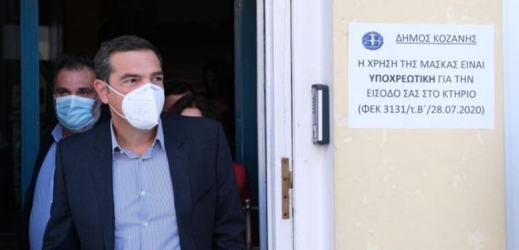 Τσίπρας από Κοζάνη: Κυβερνητική αδράνεια στην ενίσχυση του ΕΣΥ - Άμεση στήριξη με δέσμη έξι μέτρων