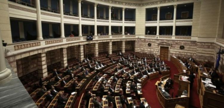 Βουλή: Επίσπευση της συζήτησης για τις ρυθμίσεις υπερχρεωμένων νοικοκυριών προβλέπει νομοσχέδιο