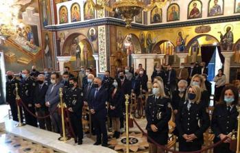 Στη σκιά της πανδημίας η ημέρα της Ελληνικής Αστυνομίας