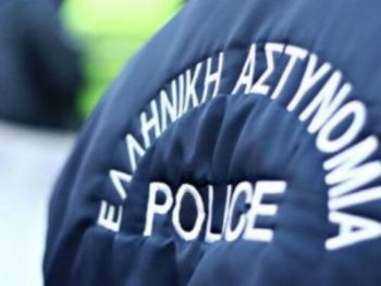Σύλληψη ημεδαπών στην Ημαθία για απόπειρα κλοπής μηχανημάτων