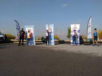 Αποτελέσματα των αθλητών του Συλλόγου Χιονοδρόμων Ορειβατών Βέροιας στο Διεθνή αγώνα Rollerski που έγινε στο Φράγμα του Αλιάκμονα